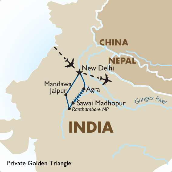 Golden Triangle India Tour Package Goway Travel