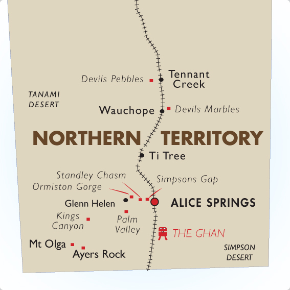 Red Centre Self Drive Australia Self Drive Tours Goway