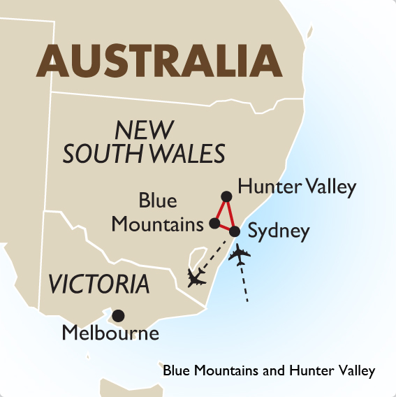 Blue Mountains & Hunter Valley | Australia Vacations | Goway on