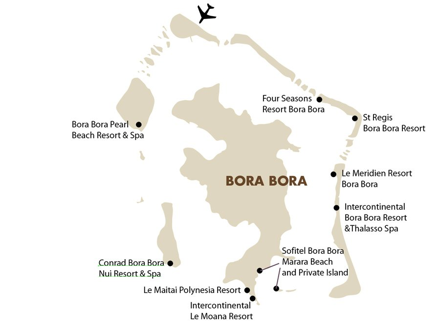 Goway Travel Luxury Bora Bora Escape With Airfare On Sale