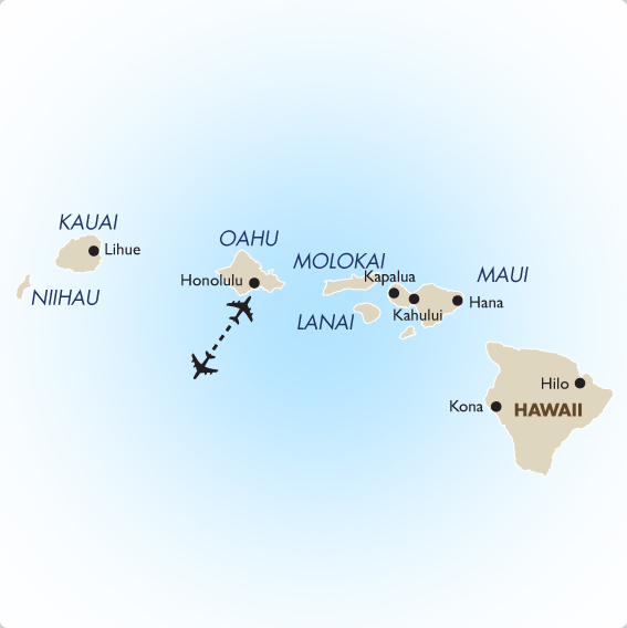 Hawaii - Geography and Maps | Goway Travel