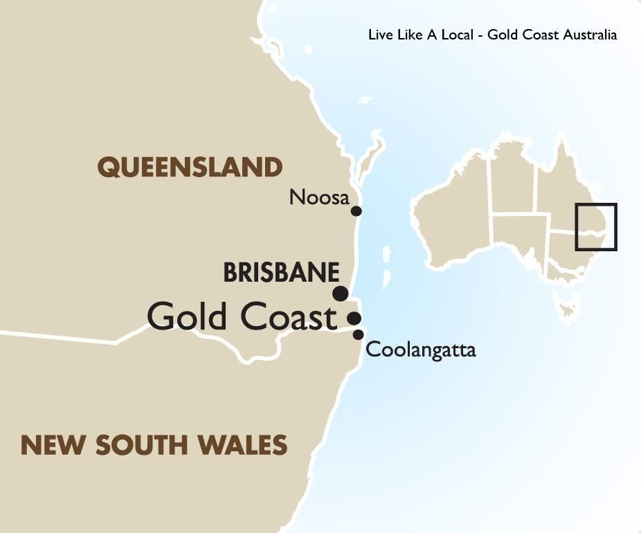 Live Like A Local Gold Coast Australia Australia Tours Goway