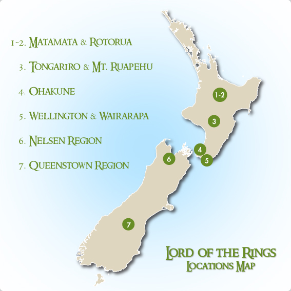 Lord Of The Rings Tour Packages New Zealand Goway