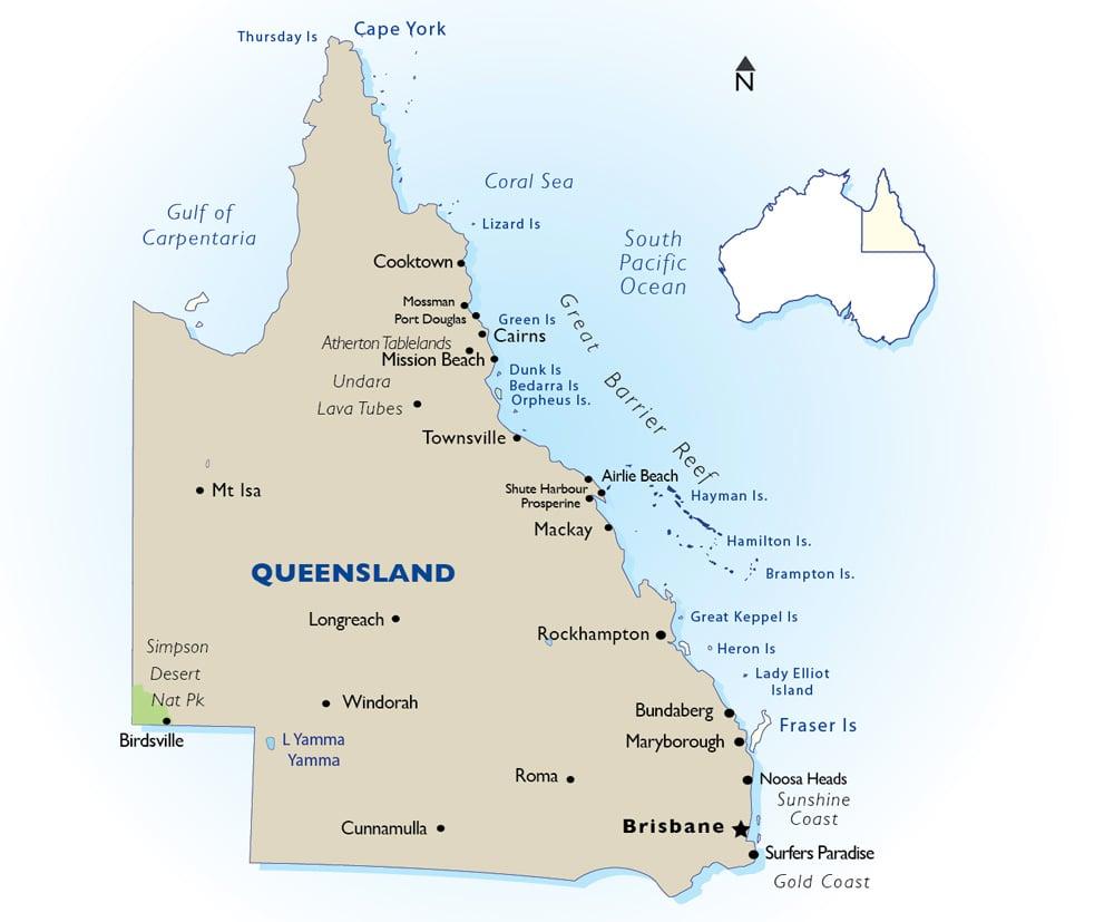Queensland Australia Australia Vacations 2018 19 Goway