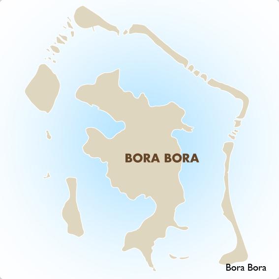 Bora Bora Vacations | Tahiti Vacations - 2018/19 | Goway Travel