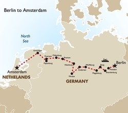 Berlin to Amsterdam River Cruise