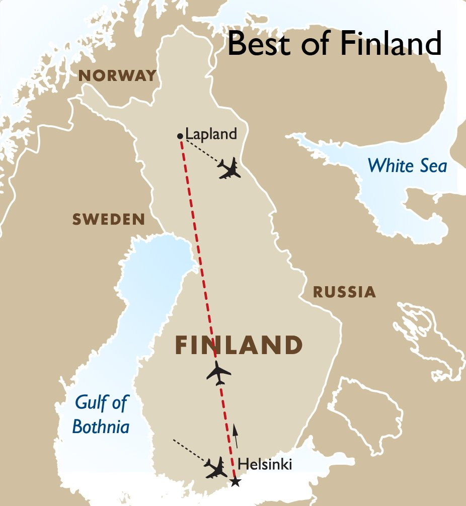Best of finland finland vacations goway travel best of finland gumiabroncs Images