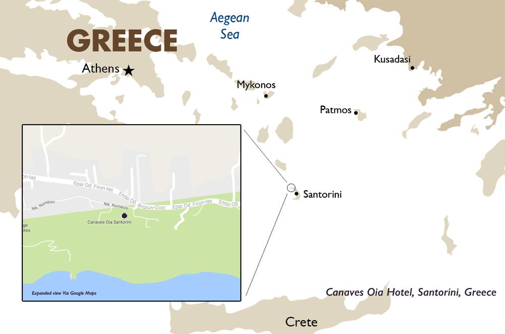 Santorini Stay of Distinction Greece Vacation Goway Travel
