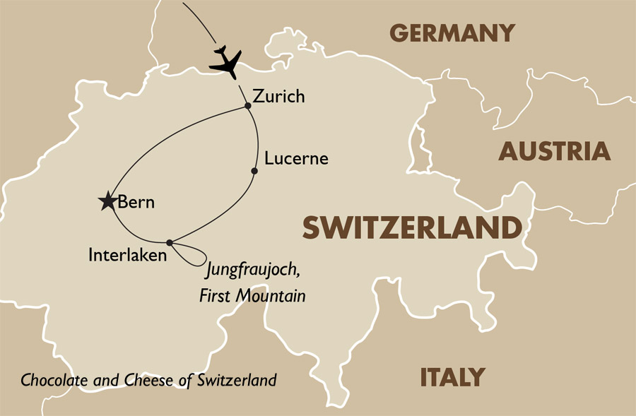Chocolate Cheese of Switzerland Goway Travel