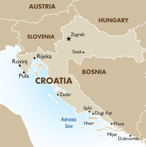 Croatia Vacation, Tours & Travel Packages - 2019/20 | Goway Travel