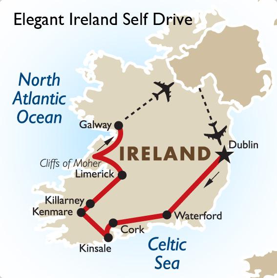 Elegant Ireland Self Drive Ireland Tours Goway Travel