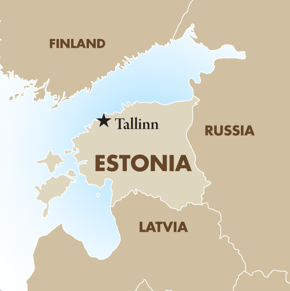 Estonia Goway Travel - Where is estonia