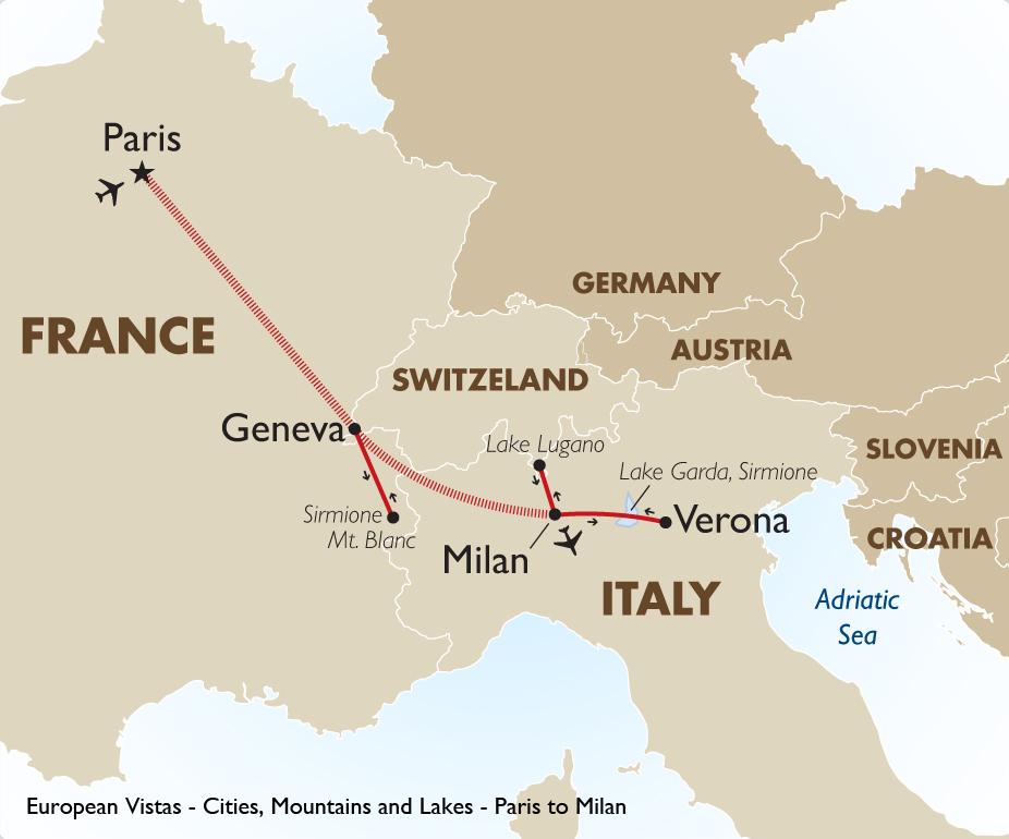 European Vistas European Tour Packages Goway Travel