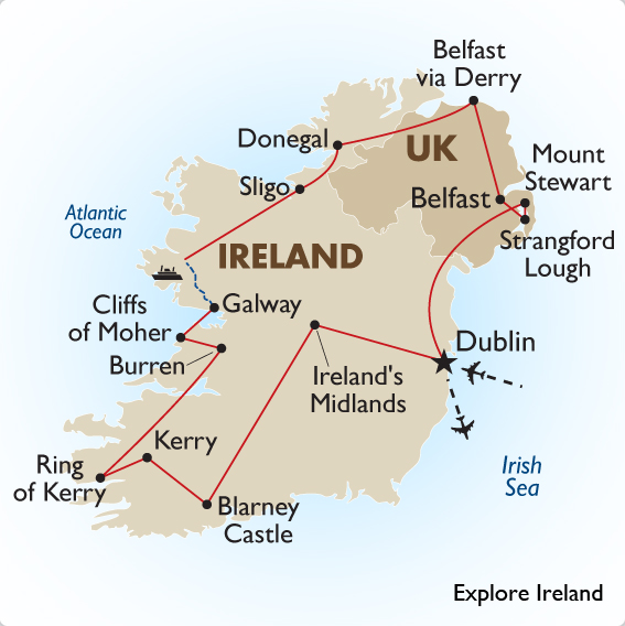 Explore Ireland | Ireland Tours | Goway Travel