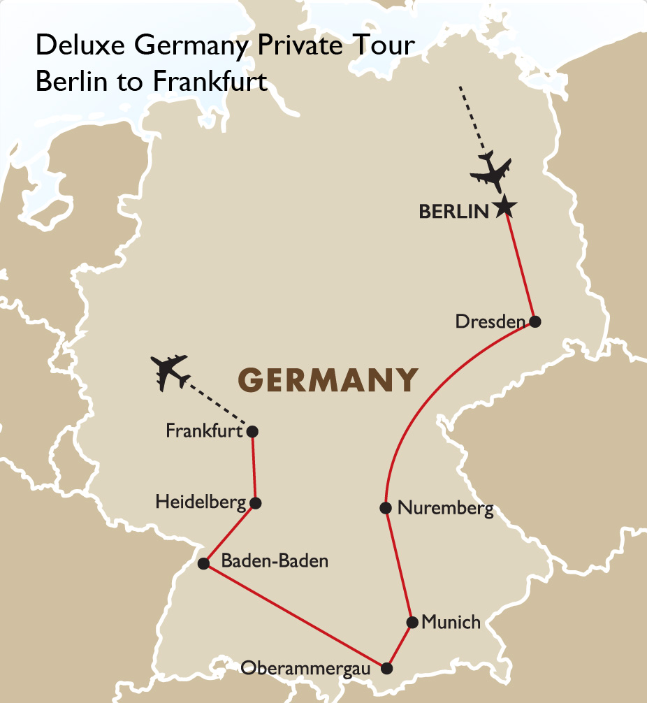 Deluxe Germany Private Tour German Vacations