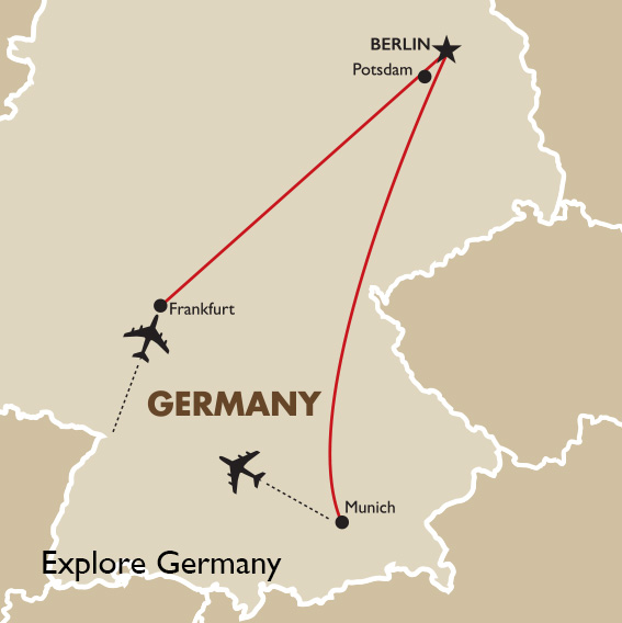 Explore Germany German Vacations