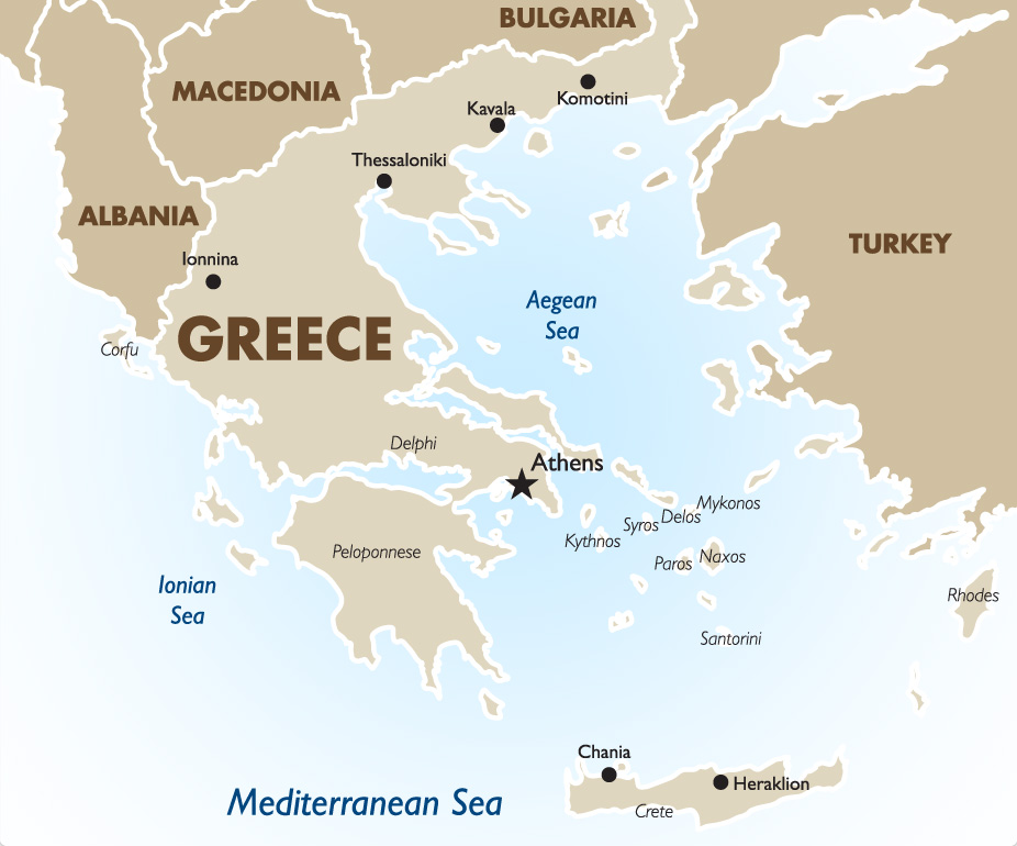 Greece Vacation Tours Travel Packages 2019 20 Goway