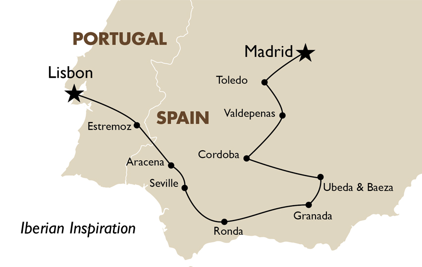 Iberian Inspiration Spain Tours Goway Travel