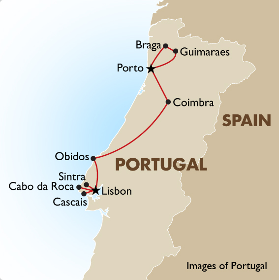 Images of Portugal Europe Touring Experiences Goway