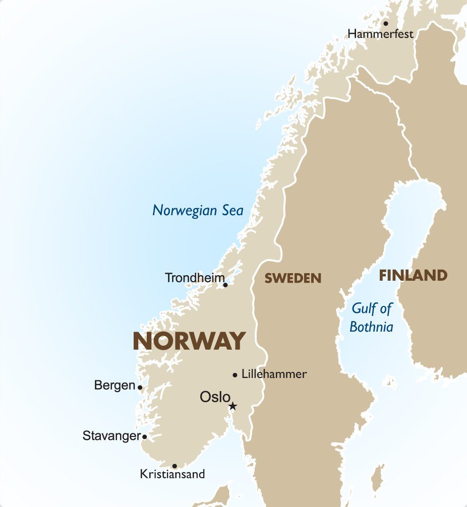 Norway Vacation, Tours & Travel Packages - 2019/20 | Goway Travel on