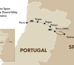 Portugal to Spain - Porto, the Douro Valley (Portugal), and Salamanca (Spain)