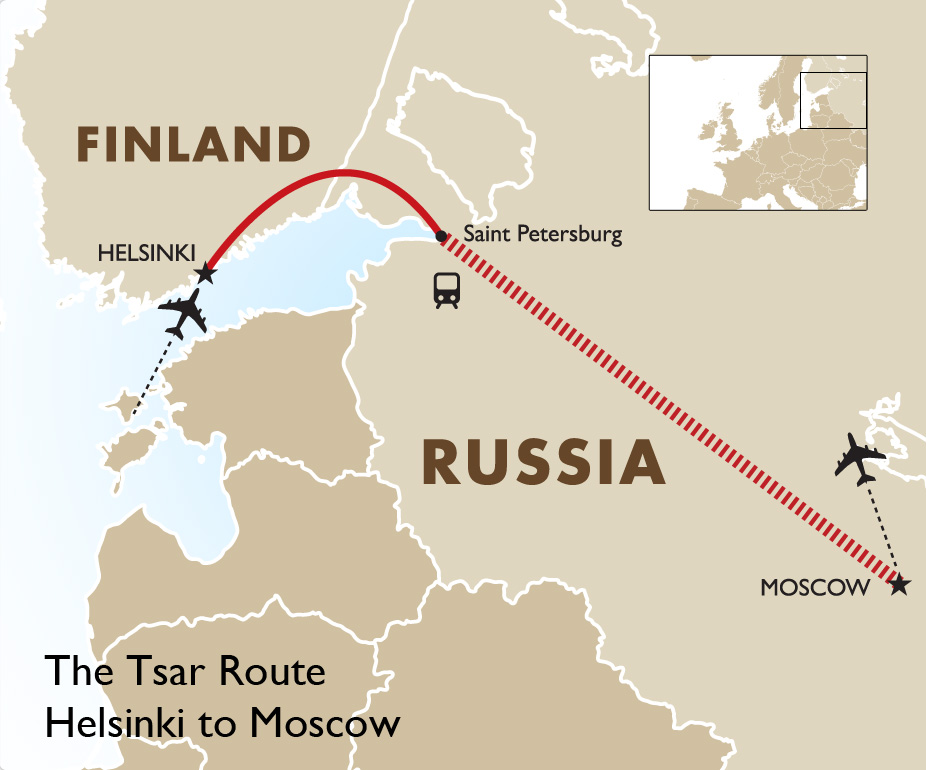 The Tsar Route European Tour Packages Goway Travel