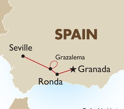 Andalusia: Tradition, Gastronomy, and Flamenco River Cruise
