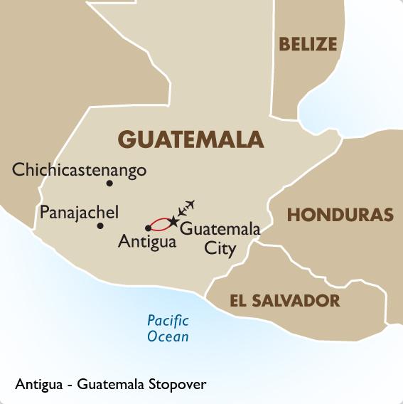Antigua Stopover Guatemala Vacation Goway