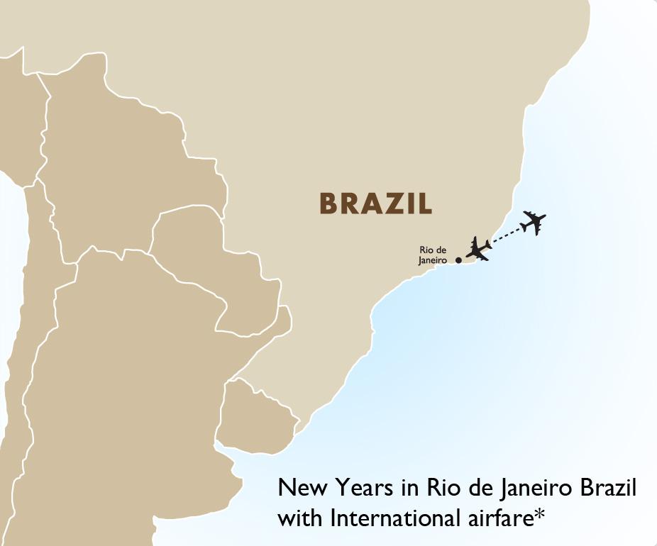 romance tours brazil