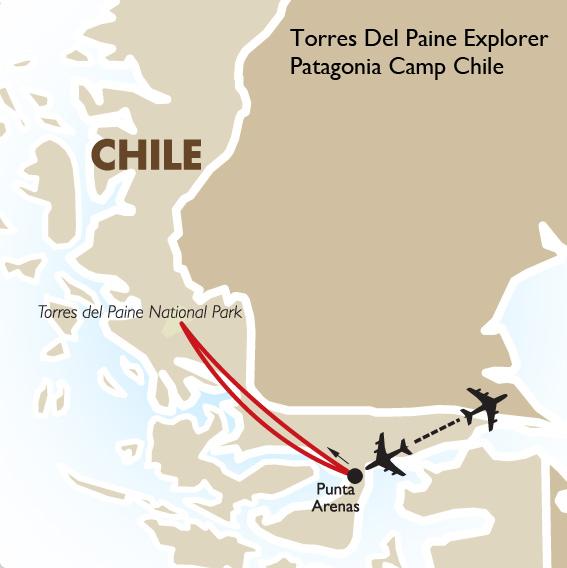 daf58c3ba1cc3 Torres Del Paine Explorer  Patagonia Camp Chile