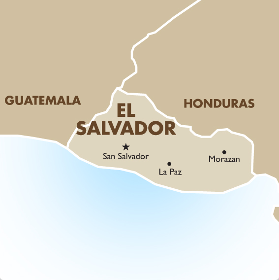 El Salvador Vacation Packages and Tours – Tourist Attractions Map In El Salvador