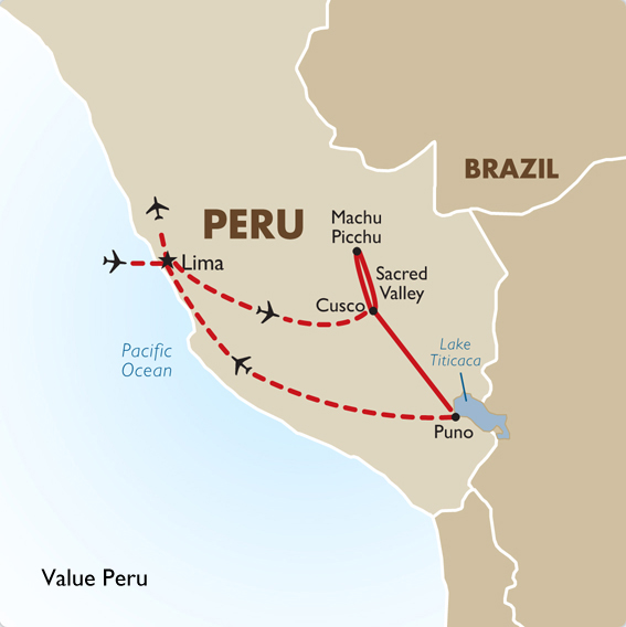 travel guides central south america peru lima overview