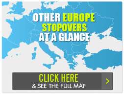 European Stopover & City Map