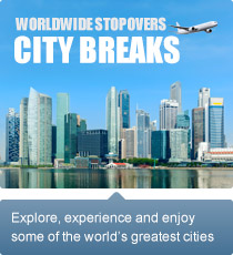 Explore, experience and enjoy some of the world's greatest cities.