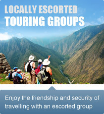 Enjoy the friendship and security of travelling with an escorted group.